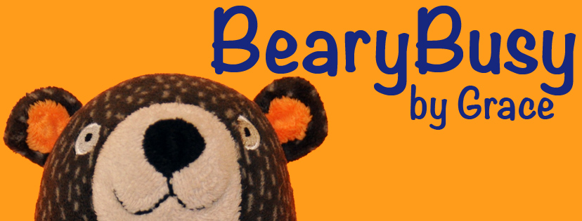 Beary Busy by Grace